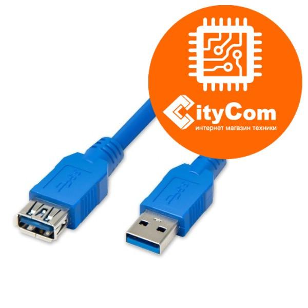 USB удлинитель AM-AF, C-Net, 0.3m. мама папа.