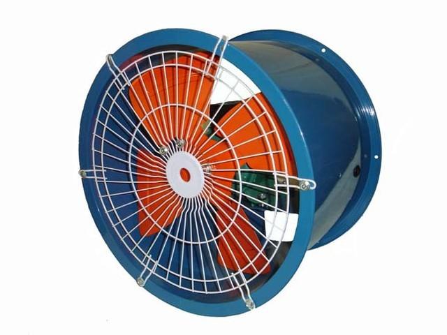 Вытяжной осевой вентилятор SF-G4-4R
