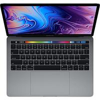13-inch MacBook Pro with Touch Bar: 2.4GHz quad-core 8th-generation IntelCorei5 processor, 512GB - Space Grey, Model A1989