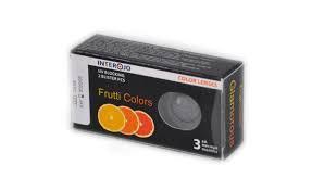 Цветные линзы Frutti Colors Glamorous