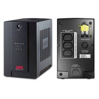 Источник питания BR500CI-RS APC Back-UPS RS 500 VA 230V without auto shutdown software, Russia, ME, Africa