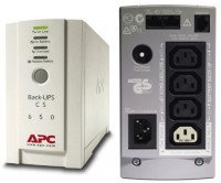 ИБП APC by Schneider Electric Back-UPS CS 650VA 230V