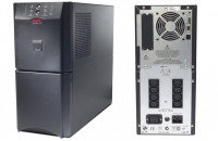 Источник питания APC SUA2200I Smart-UPS 2200VA USB & Serial 230V.