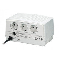 Стабилизатор LE600-RS APC Line-R 600VA Automatic Voltage Regulator, (3) Schuko Outlets, 230V