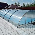 Павильон для бассейна из поликарбоната ULTRACLASSIC, фото 4