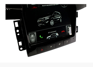 Tesla style ANDROID 7.1.1 CHEVROLET CAPTIVA HD ЭКРАН 1024-600 ПРОЦЕССОР 4 ЯДРА (QUAD CORE), фото 2