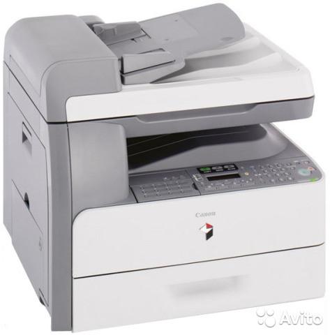 Принтер Canon ir 1024i