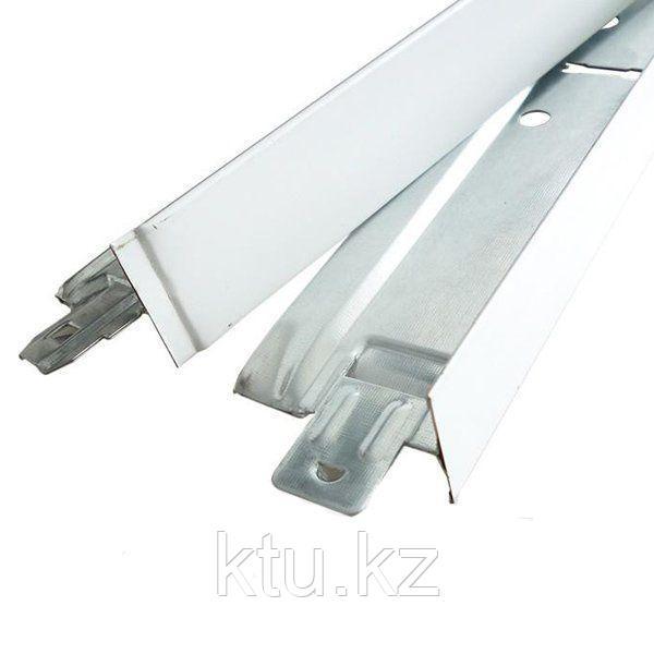 Подвесные потолки типа Армстронг с использованием профиля Т24 Т15 разных производителей и цвета
