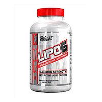 Жиросжигатель Lipo-6  120 капсул