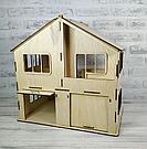 Кукольный домик с гаражом, фото 2