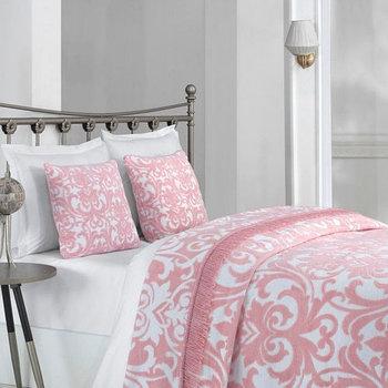 Комплект покрывала двухспальный с двумя наволочками, Sarev