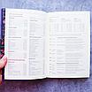 Ежедневник недатированный В6, 160 листов Florence, искусственная кожа, цветной срез, розовый, фото 6