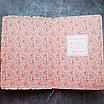 """Удобные женские планеры """"Flowery"""" (А5) в корейском стиле, Тропические цветы, фото 3"""