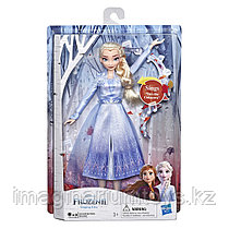 Кукла Эльза поющая с подсветкой Frozen 2 Hasbro