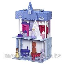Замок Эльзы и Анны Холодное сердце Frozen 2