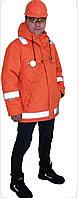 Куртка зимняя огнеупорная антистатическая GS