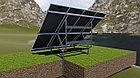Система креплений солнечных панелей на 8 модулей, фото 2