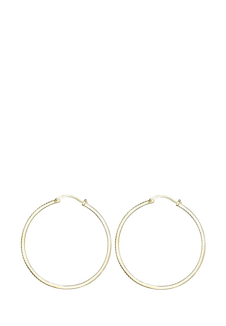Серьги Brosh Jewellery Кольца (Серебро 925)