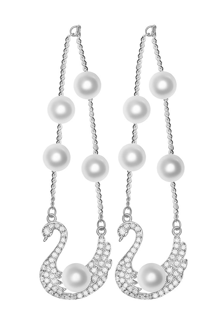Серьги Brosh Jewellery  (Серебро 925)
