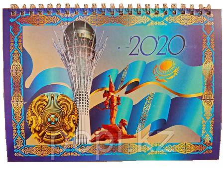 Календарь Домик на пружине 210*170 на 2018г.