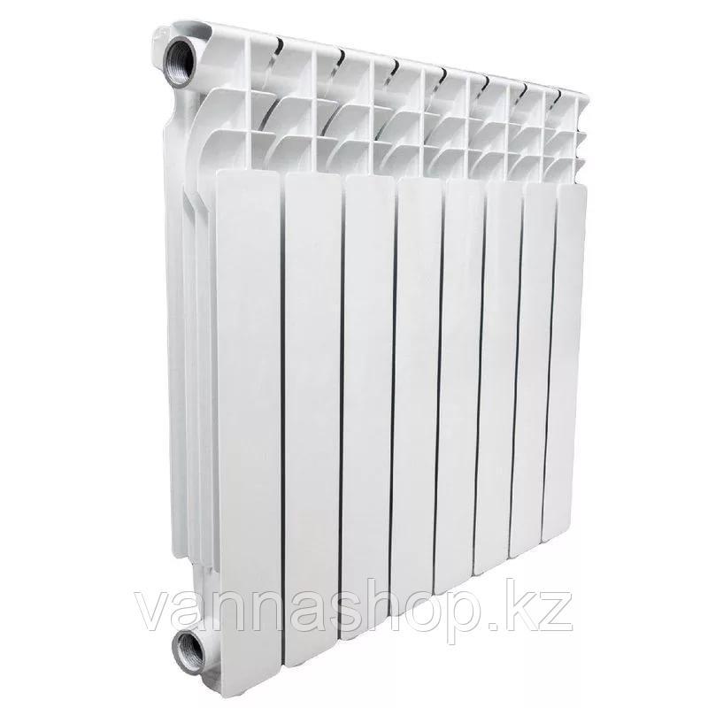 Радиатор отопления (Compozit) алюминиевый 10 секций 96/500