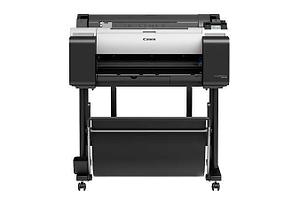 "Плоттер Canon IMAGEPROGRAF TM-200 (24""/610 mm/A1) 5 ink color, 2400 x 1200 dpi, Ethernet, auto cutter"