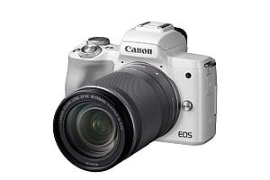 EOS M50 18-150 IS STM (White)