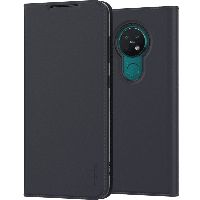 Чехол Nokia 6.2 & 7.2 Flip Cover BLACK CP-162-172