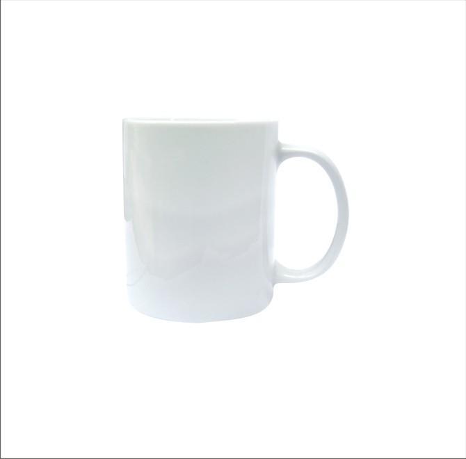 Кружка керамическая (95*80, белое, керамика)