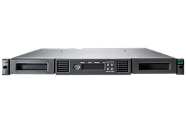 HPE MSL 1/8 G2 0-drive Tape Autoloader