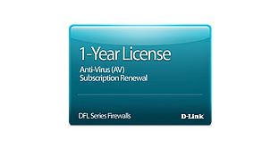 Antivirus License signatures upgrade subscription. 12 Month subscription.