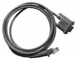 Cable, RS-232, 9P, Female, Straight, CAB-327, Requires External Power, 6 ft.