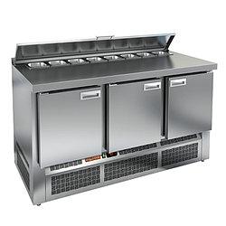 Стол холодильный для салатов (саладетта) HICOLD SLE2-111GN