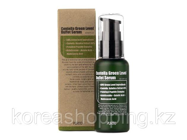 Сыворотка для лица Purito Centella Green Level Buffet Serum, фото 2