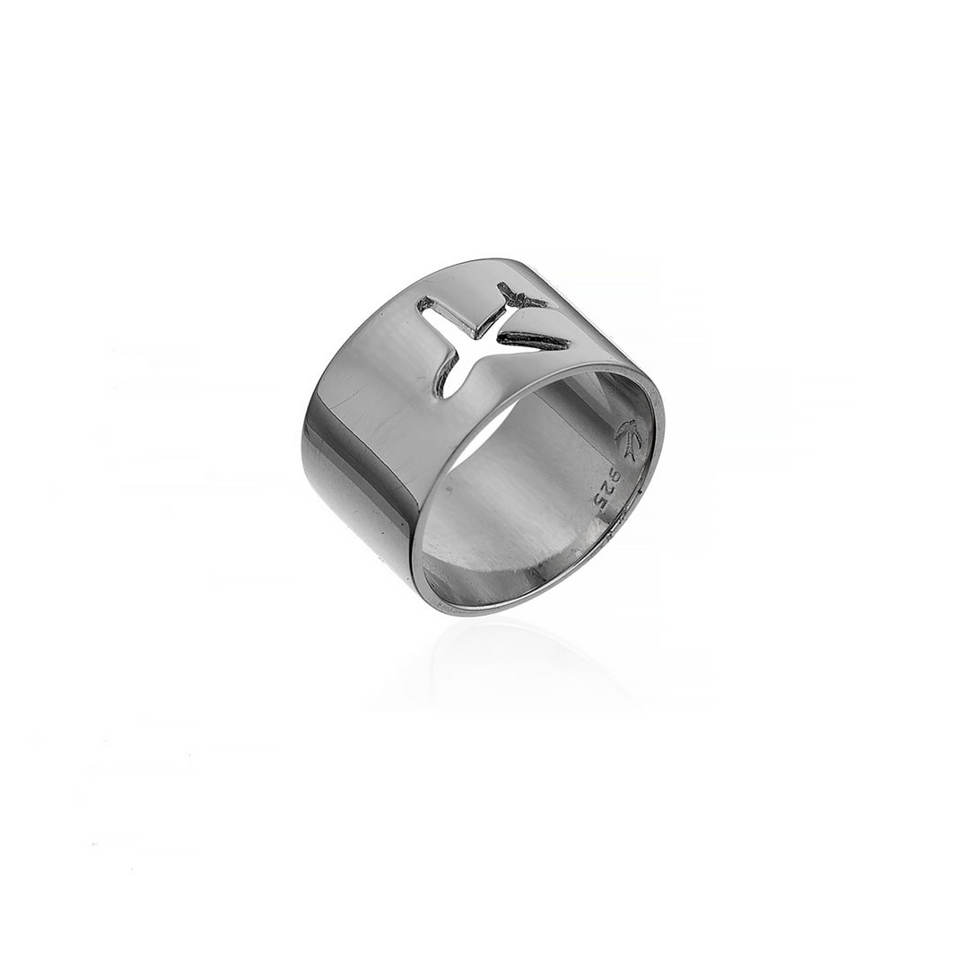 Кольцо Travel Brosh Jewellery Серебро 925 (серебряный)
