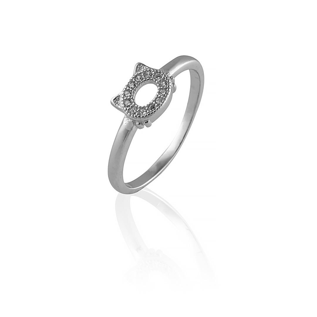 Серебряное Кольцо  Brosh Jewellery Серебро 925 (серебряный)