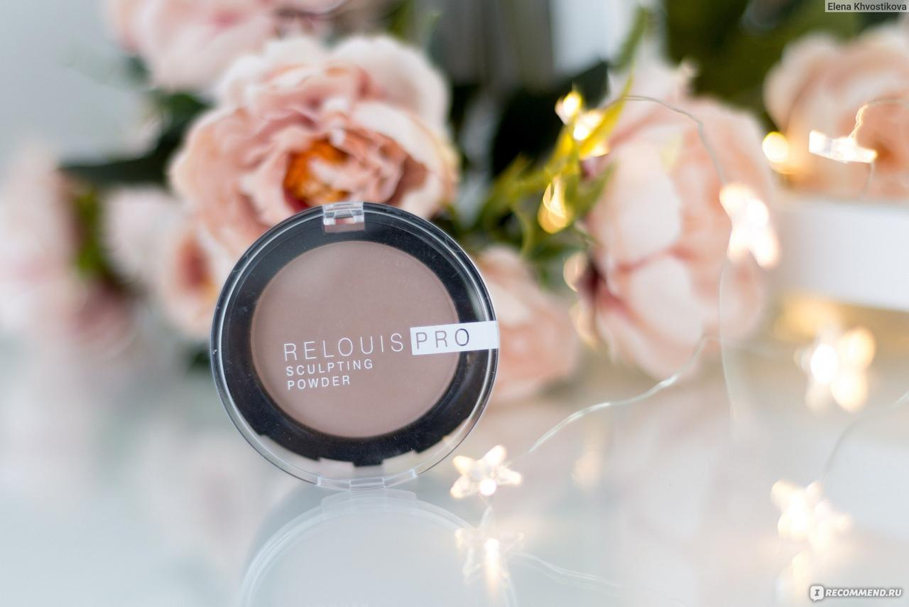 Пудра-скульптор Relouis / Релуи PRO SCULPTING POWDER