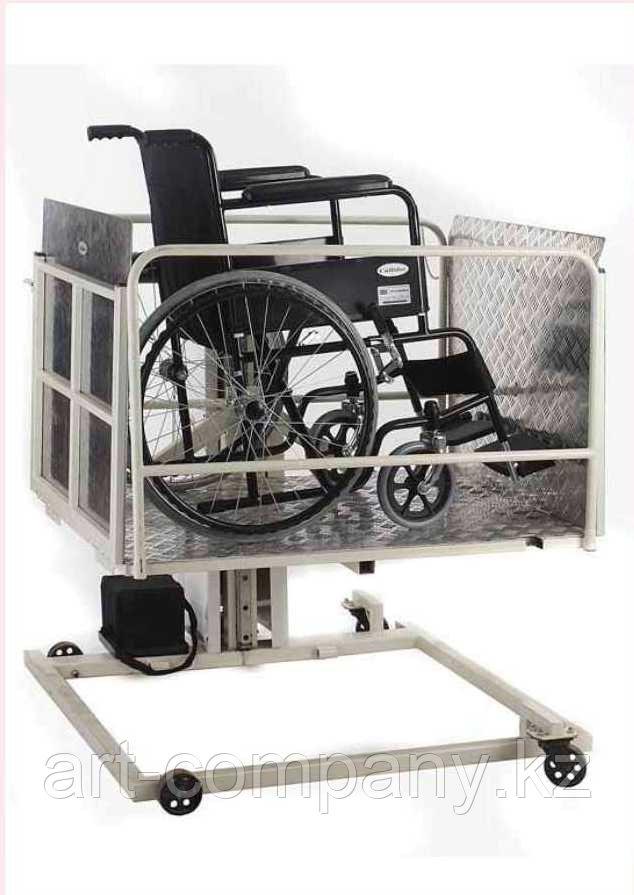 Мобильная платформа для инвалидных колясок Передвижная