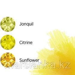 Swarovski Мини-микс омбре Yellow, 30шт, фото 2