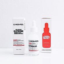 Осветляющая ампульная сыворотка с глутатионом MEDI-PEEL Bio-Intense Gluthione 600 White Ampoule 30 ml