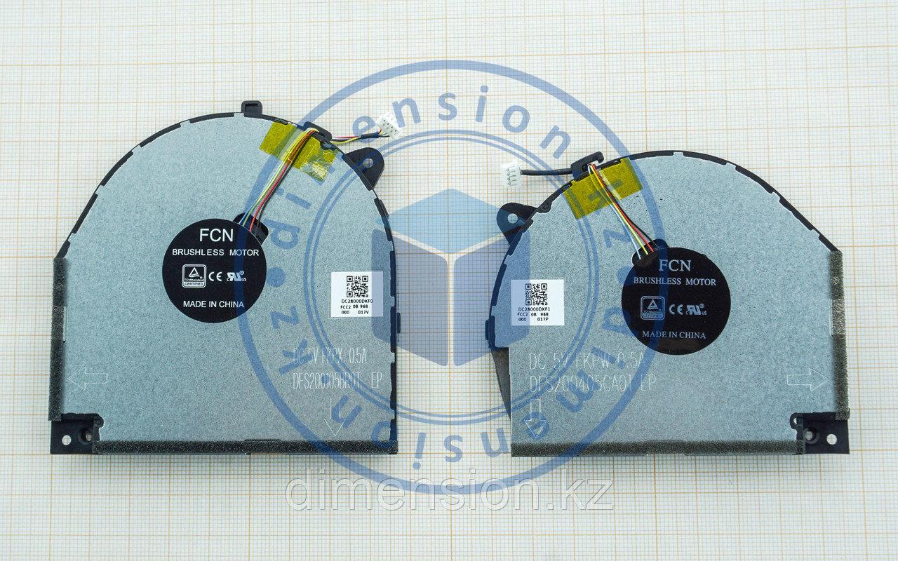 Кулер, вентилятор для Lenovo Legion  Y7000 Y530