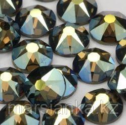 "Swarovski Crystal Iridescent Green из ""Мегамикс №4"", 90шт, фото 2"