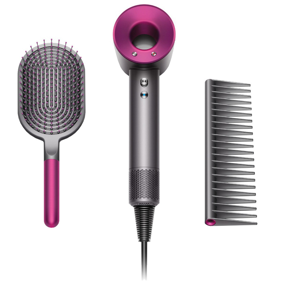 dyson supersonic hair dryer fuchsia