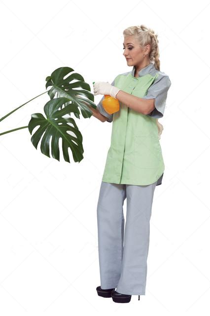 Одежда для сферы обслуживания и медицины