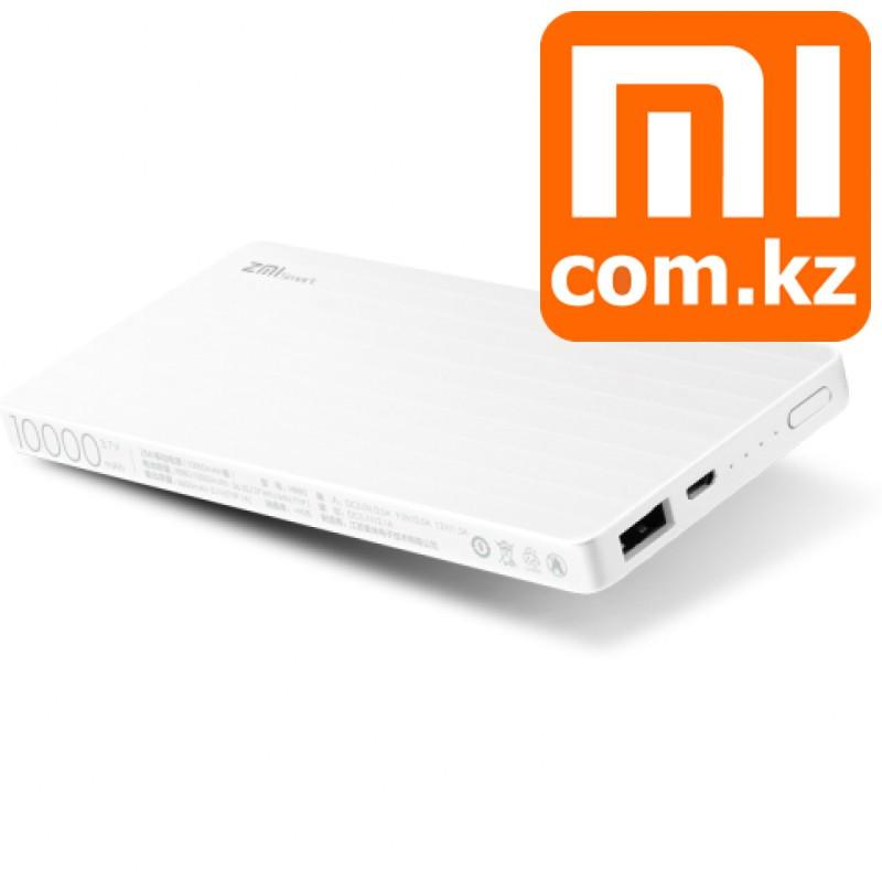 Внешний аккумулятор Power bank XiaoMi Mi ZMI Smart 10000mAh. Повербанк.