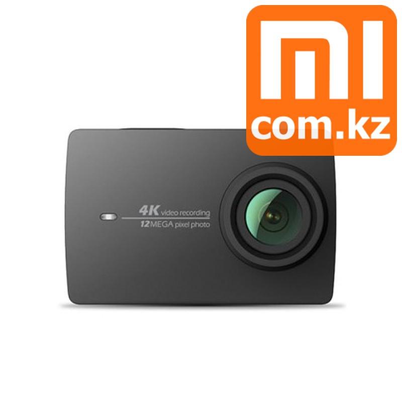 Спортивная экшн-камера с 4К съемкой Xiaomi Mi Yi Action Camera 4K,  (Черная). Оригинал.