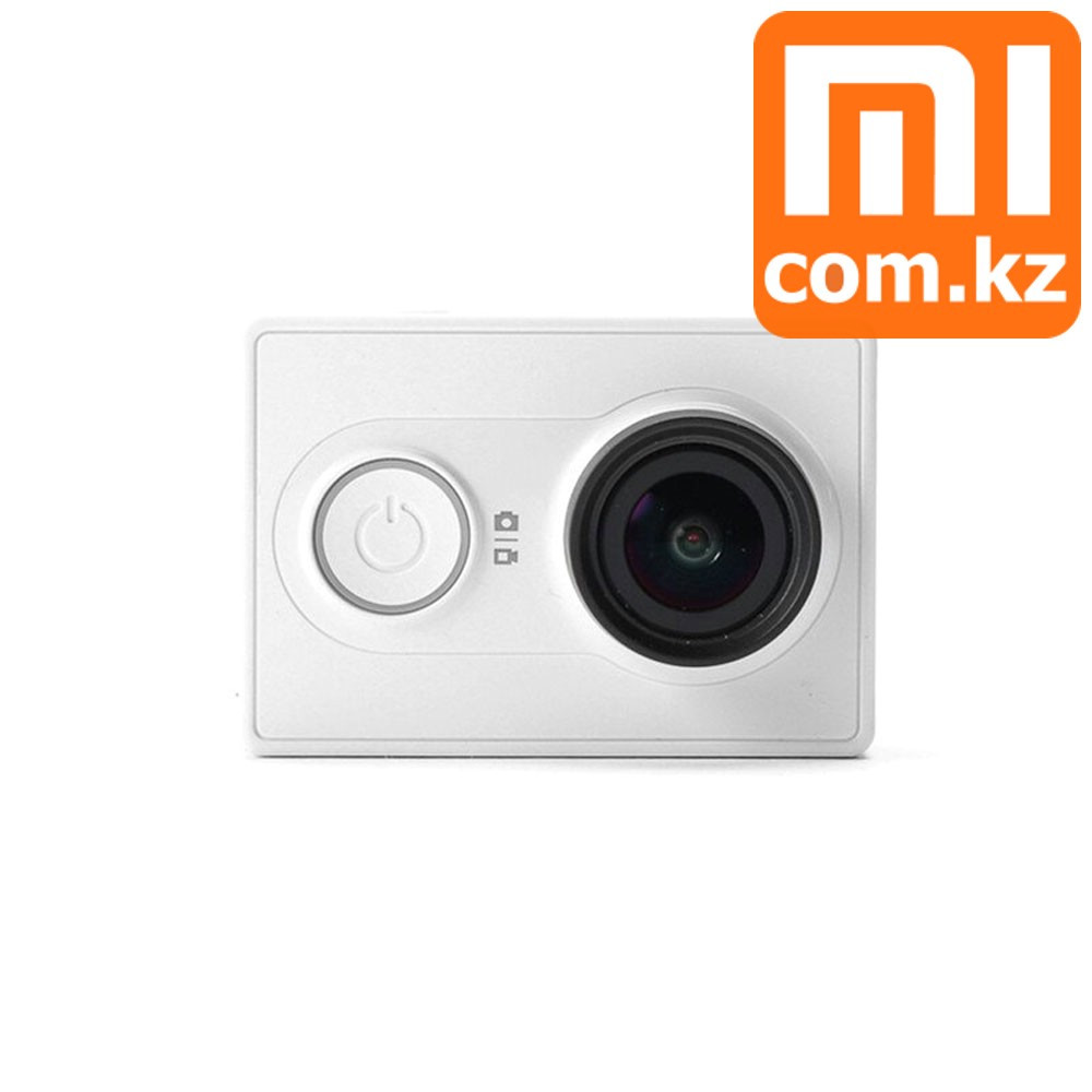 Спортивная экшн камера Xiaomi Mi Yi camera Basic Edition, белая. Оригинал.