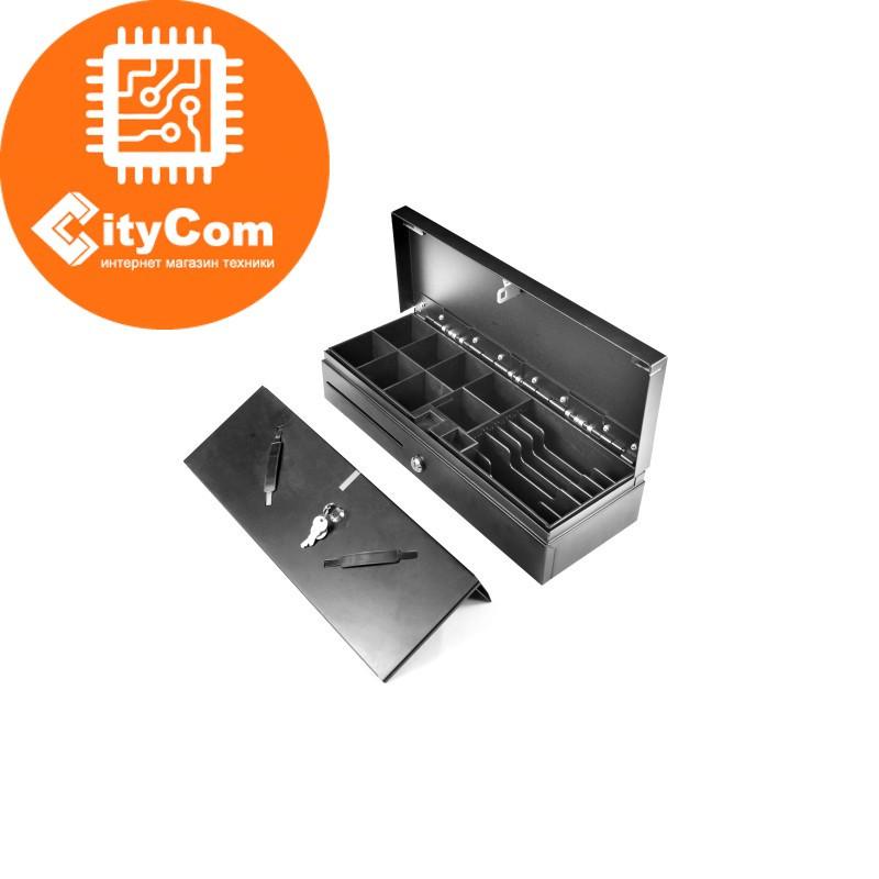 Денежный ящик для купюр и монет MERCURY CD-170A Кассовый ящик. Автоматический.