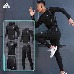 Рашгард Adidas комплект 5 в 1