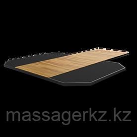 MATRIX MAGNUM MG-MR47P Платформа из спрессованной резины с деревянной вставкой